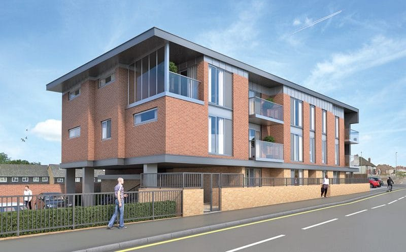 Vivo Development East Street Epsom