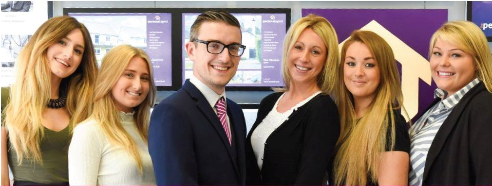 the personal agent lettings team