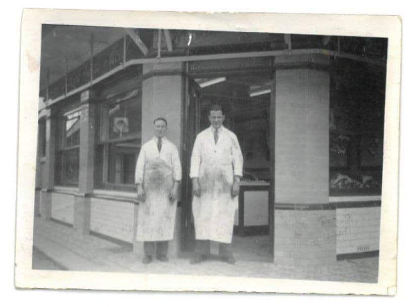 old butchers shop epsom